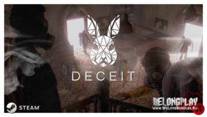 Игра Deceit стала бесплатной в Steam