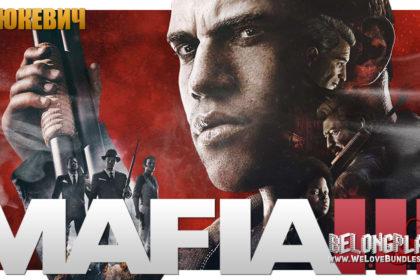 MAFIA III Wallpaper Logo Art