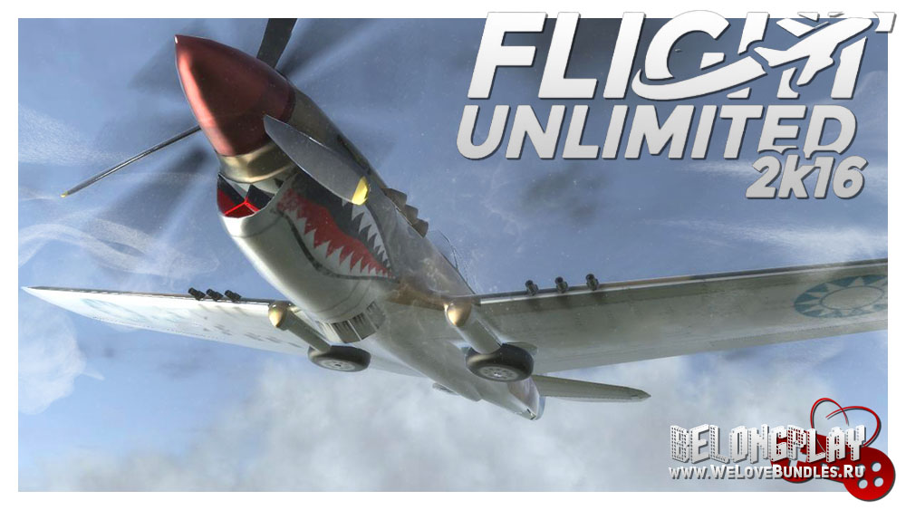 Flight Unlimited 2K16