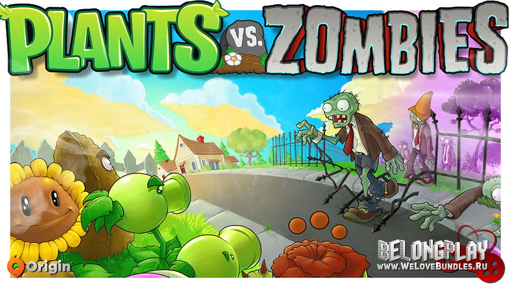 Plants vs. Zombies GOTY Game of the year