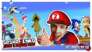 Саша Зенько – геймер, который проходит игры без рук!