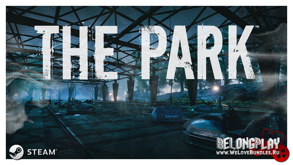 The Park Game (logo \ wallpaper)