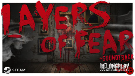 Layers of Fear logo wallpaper art