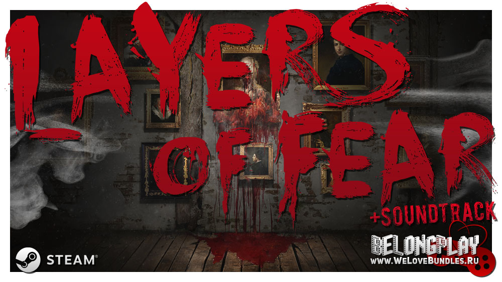 Layers of Fear logo wallpaper art