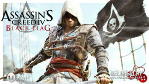 Раздача игры Assassin's Creed Black Flag нахаляву в Uplay
