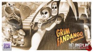 Как скачать бесплатно игру Grim Fandango Remastered