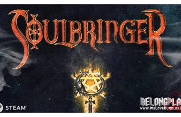 Soulbringer art logo wallpaper