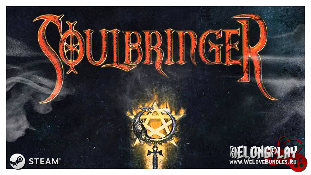 Soulbringer art logo wallpaper