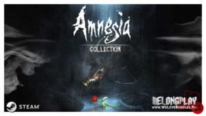 Steam-раздача Amnesia Collection: лучший хоррор десятилетия