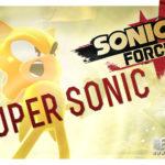 Раздача Super Sonic DLC для Sonic Forces на ПК и консолях
