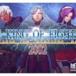 Раздача игры THE KING OF FIGHTERS 2002 в GOG