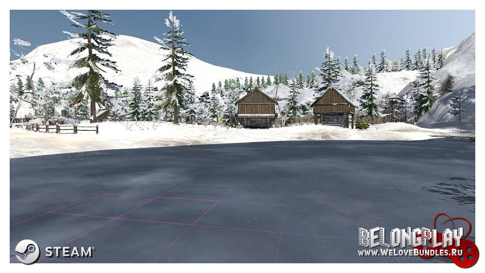 Ancient Siberia - Winter mode