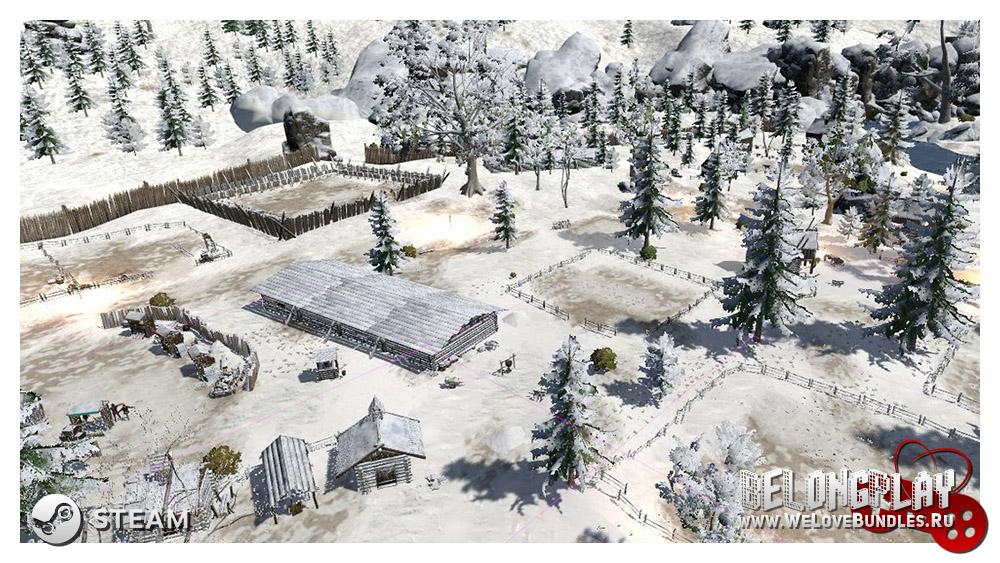 Мерзлота в Ancient Siberia