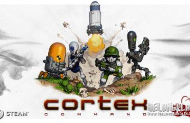Cortex Command art wallpaper logo