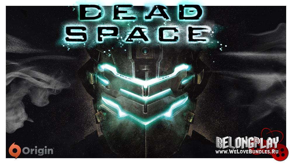 Dead Space logo art wallpaper