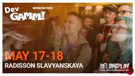 DevGAMM 2018 Moscow