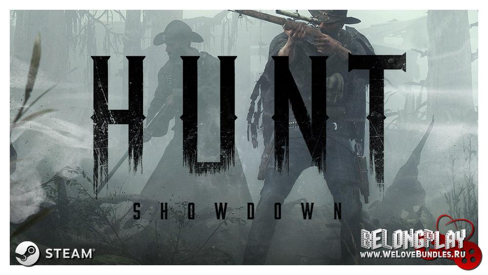 Hunt: Showdown game art logo wallpaper