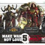 Старт акции от SEGA: Make War Not Love 5