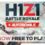 Игра H1Z1 стала абсолютно бесплатной в Steam