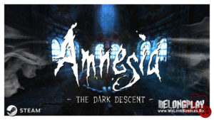 Игра Amnesia: The Dark Descent на время стала бесплатной в Steam