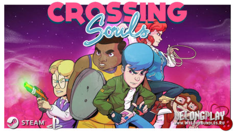 Crossing Souls art wallpaper logo