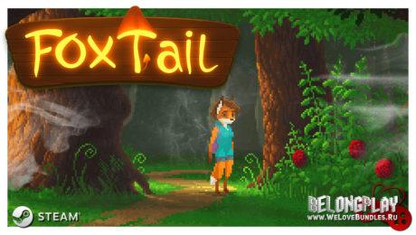 FOXTAIL logo art game
