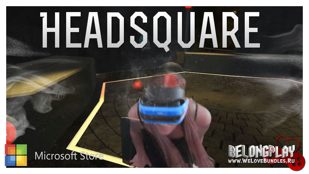 HeadSquare game art
