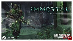 Как попасть на альфа-тест игры Immortal: Unchained
