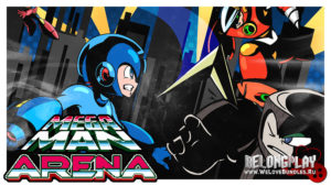 Бесплатная игра Mega Man Arena: вчетвером против боссов
