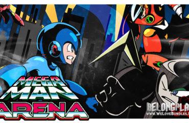 Mega Man Arena