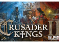 Стратегия Crusader Kings II стала бесплатной в Steam
