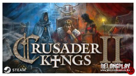 Crusader Kings II logo