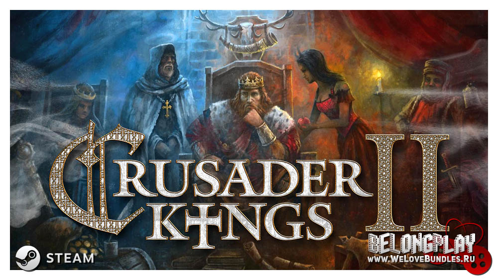 Crusader Kings II logo