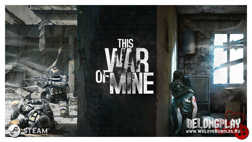 This War of Mine art logo wallpaper