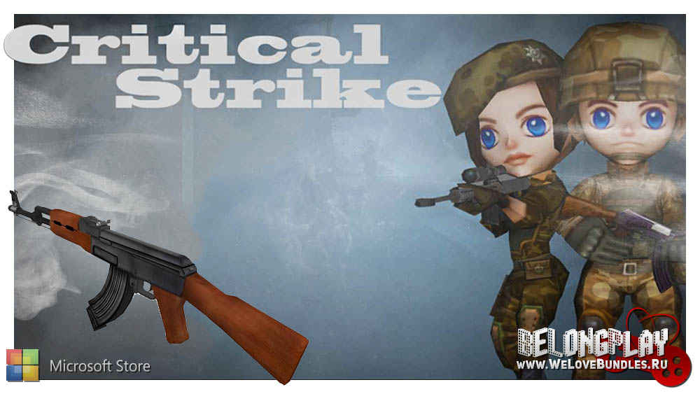 Critical Strike: Universal Windows 10