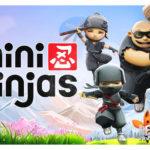 Раздача Стим-ключей игры Mini Ninjas