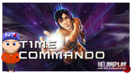 Обзор игры Time Commando (1996 год) - путешествие сквозь время
