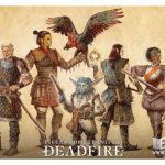 Бесплатные DLC и скидка на предзаказ игры Pillars of Eternity II: Deadfire