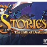 Участие в акции раздачи игры Stories: The Path of Destinies