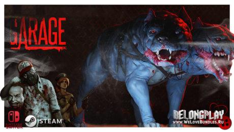 GARAGE game logo art wallpaper