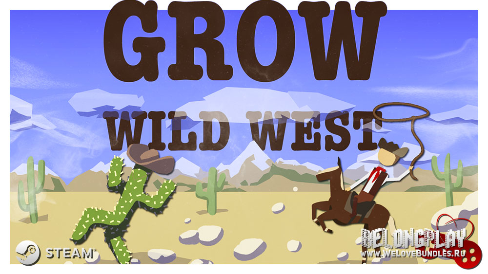 GROW: Wild West game