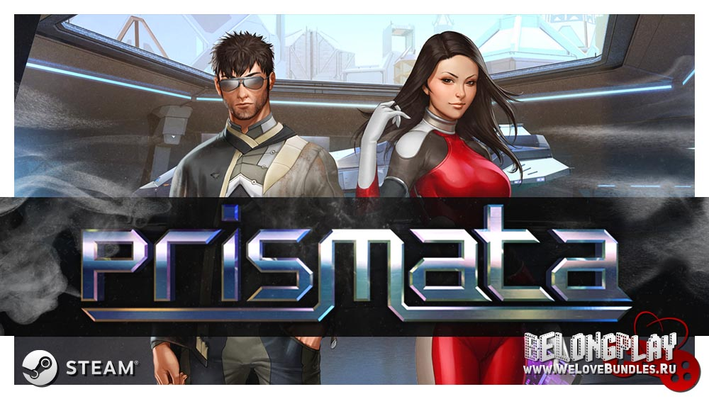 Prismata Game art logo wallpaper