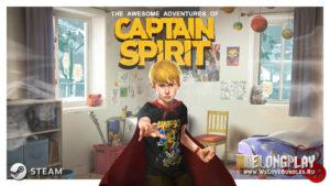 Игра The Awesome Adventures of Captain Spirit бесплатна в Стиме