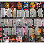 Игра Ultimate Custom Night вышла бесплатно в Steam