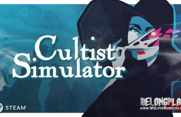 Cultist Simulator art logo wallpaper