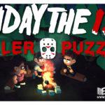 Раздача DLC для бесплатной игры Friday the 13th: Killer Puzzle