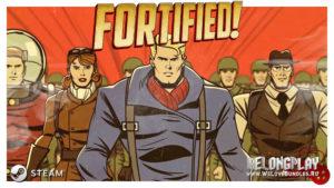 Игра Fortified стала временно халявной в Steam