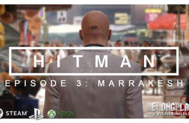 HITMAN: Marrakesh
