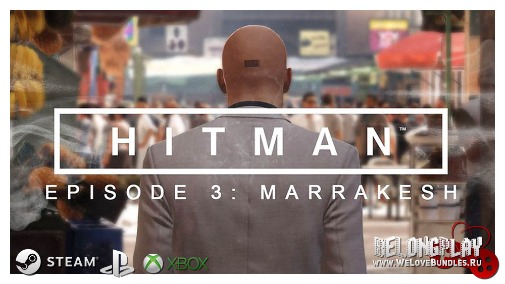 HITMAN: Marrakesh