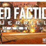 Состоялся релиз RedFaction:Guerrilla Re-Mars-tered: время молота!
